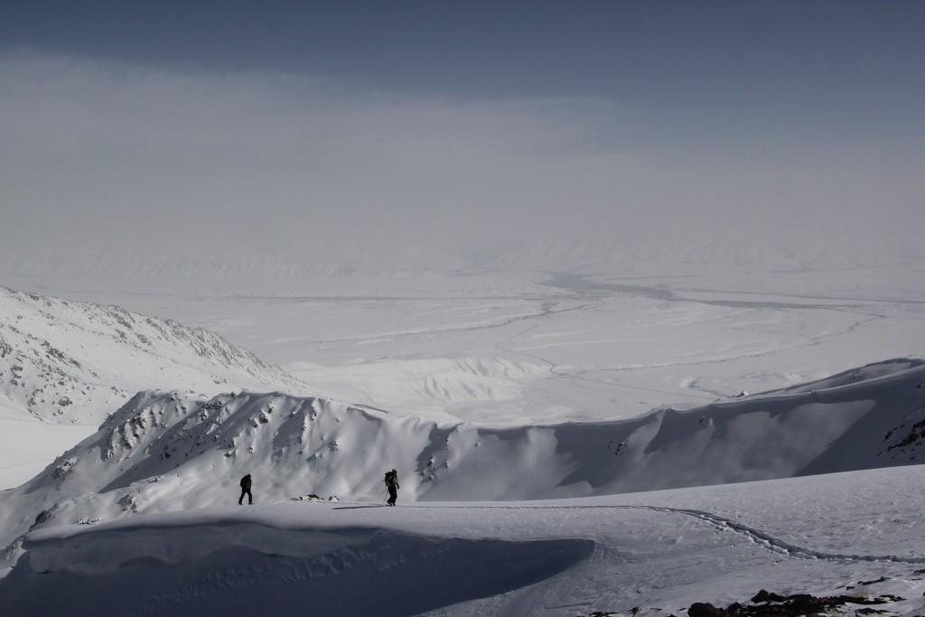 Skitour Suusamyr
