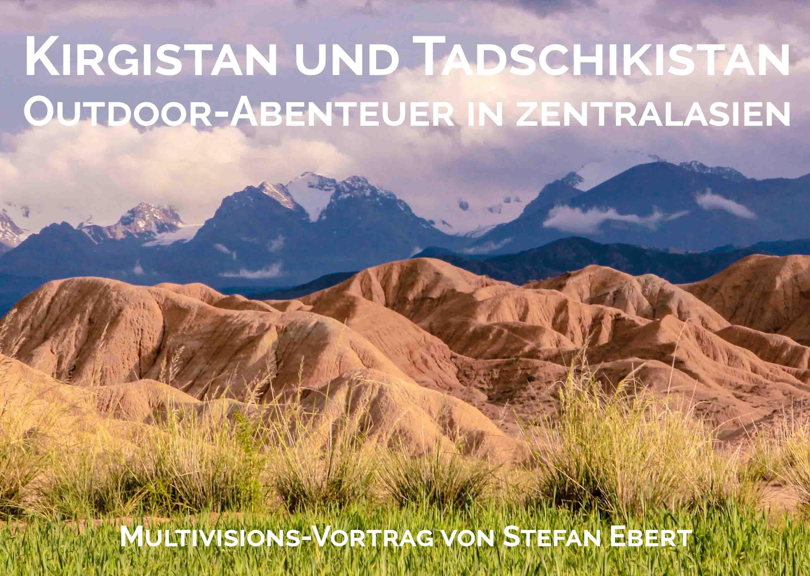 Kirgistan und Tadschikistan - Outdoor-Abenteuer in Zentralasien