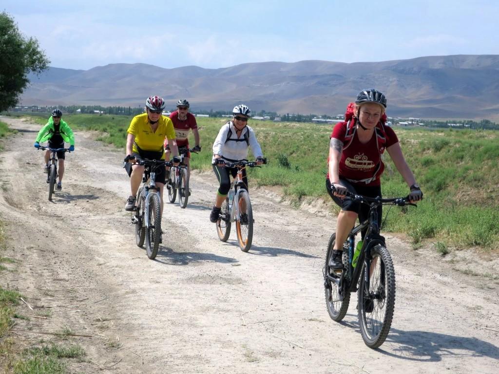 Mountainbike Usbekistan