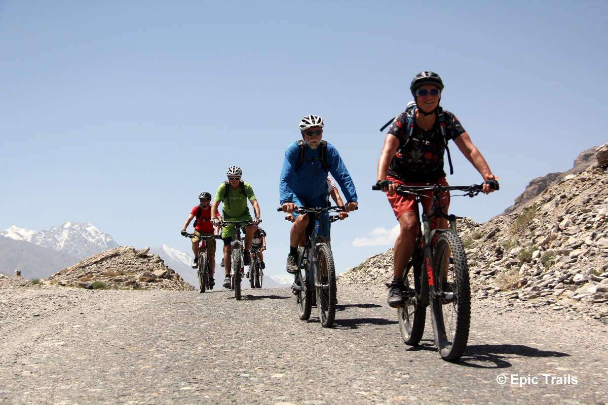 Wakhan Mountainbike