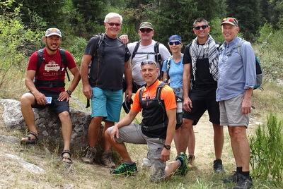 Reisegruppe Harald