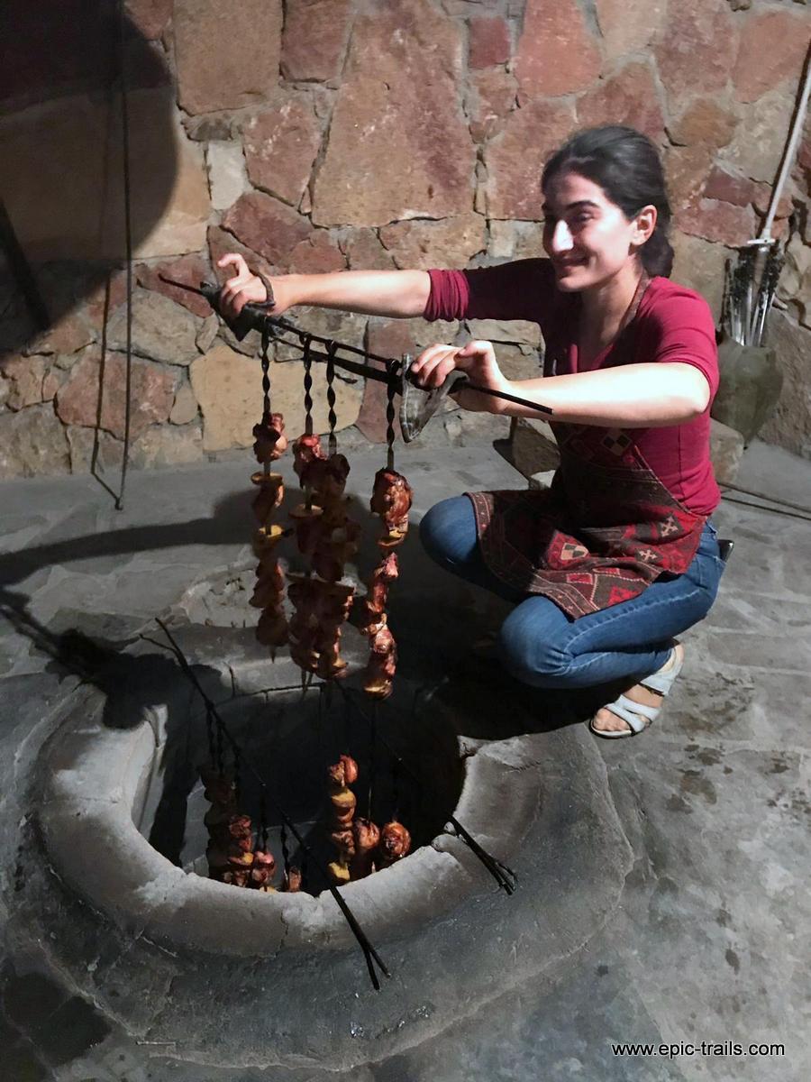 BBQ Armenien