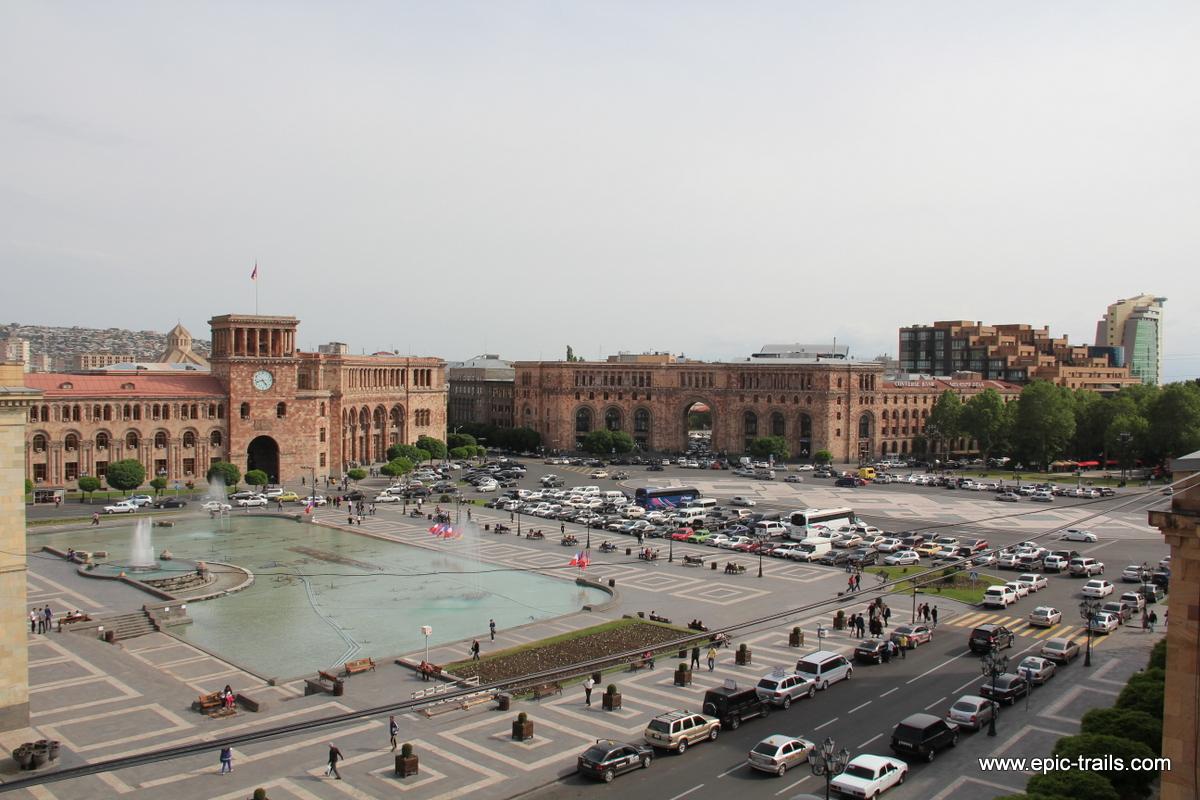 Armenien Jerewan