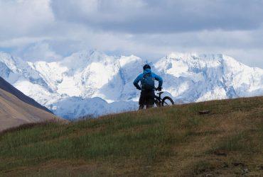 Mountainbike Kaukasus