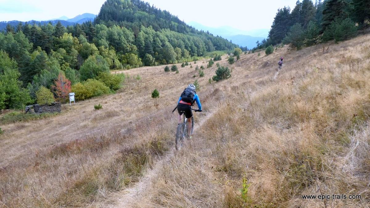 Shenako Downhill Georgien