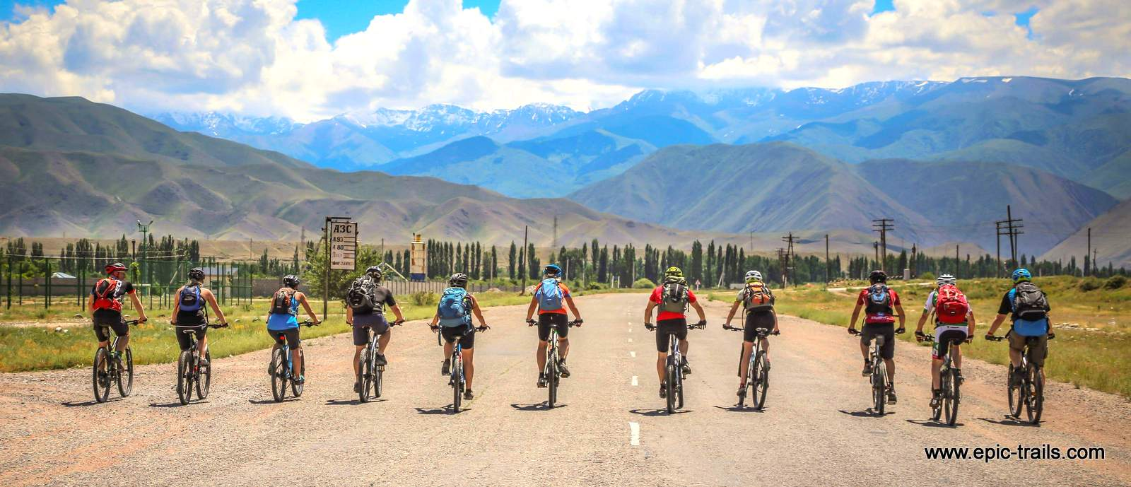 Kirgistan Mountainbike